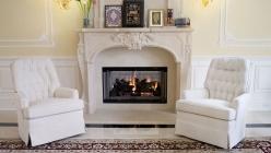 Petit fireplace