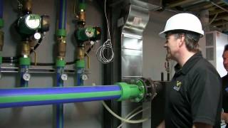 Underfloor Heating with multiple zones